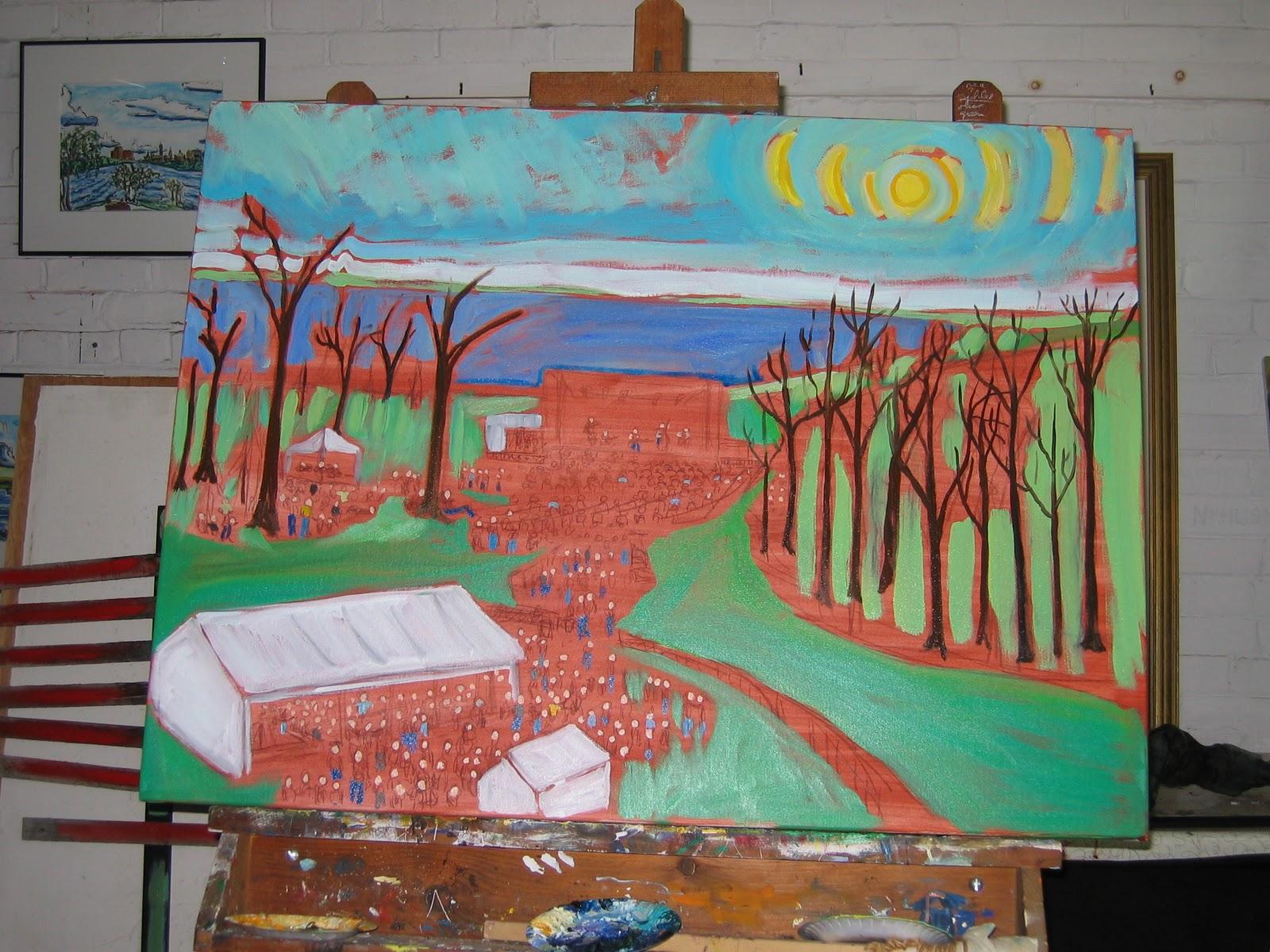 Mariposa 2011 Work in Progress